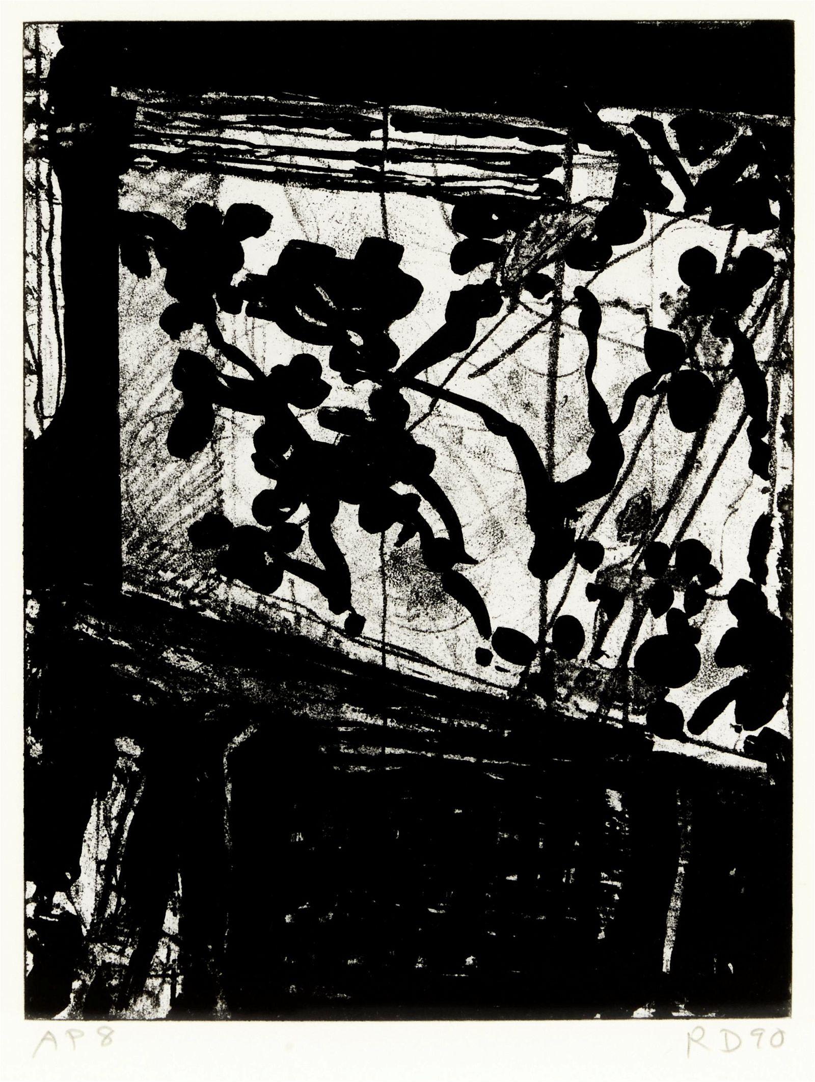 Richard Diebenkorn (1922-1993); Window;