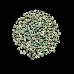 Parcel of Trapiche Emerald Rough