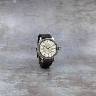 Longines. A fine, rare and historically interesting