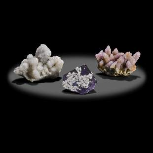 Three Minerals