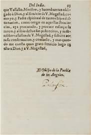 PALAFOX Y MENDOXA, JUAN DE. 1600-1659.