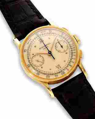 Patek Philippe | Ref.533, A Fine and Rare Pink Gold