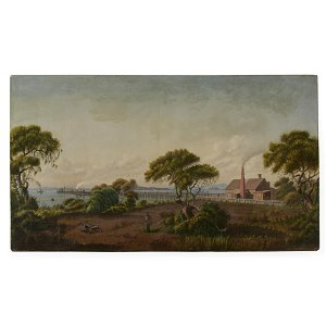 Joseph Lee (1827-1880) Alameda Shore, alternatively