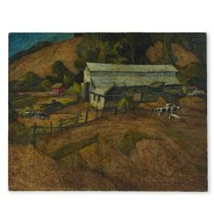 Francis Augustus Todhunter (1884-1963) Ignacio Ranch 24
