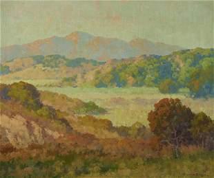 Maurice Braun (1877-1941) Evening Light 20 x 24in