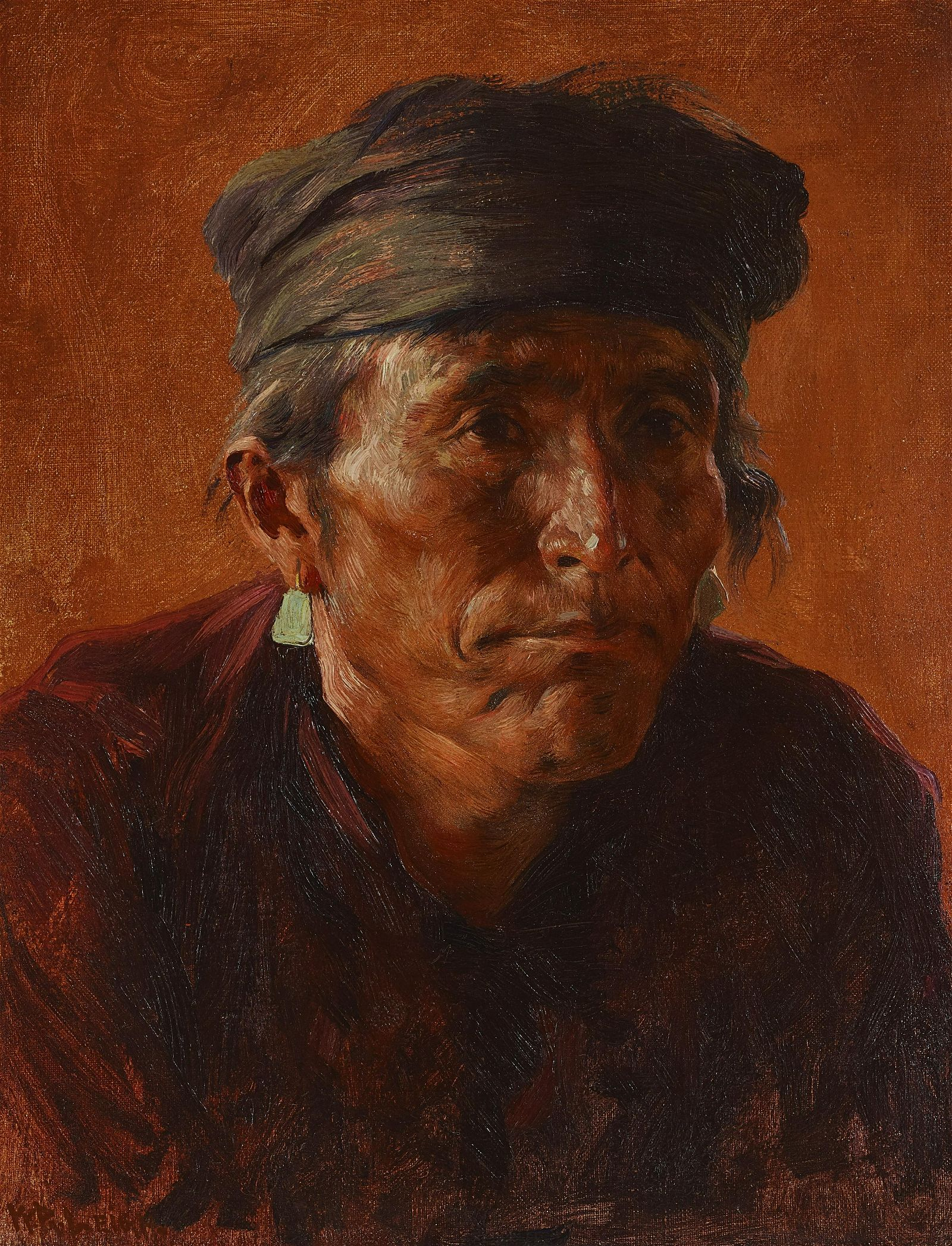 WILLIAM ROBINSON LEIGH (1866-1955)