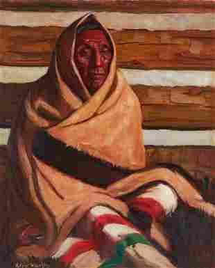 KATHRYN WOODMAN LEIGHTON (1876-1952)