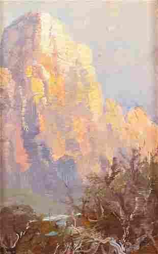 JOHN FERY (1859-1934)