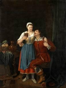 CÉLESTIN FRANCOIS (BELGIAN, 1787-1846)