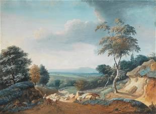 LAZARE BRUANDET (PARIS 1755-1804)