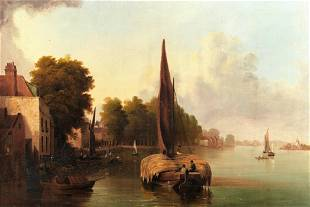 ATTRIBUTED TO JAMES WEBB (BRITISH, 1825-1895)