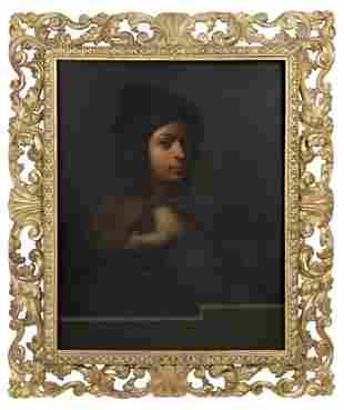 RODOLFO PAOLETTI (ITALIAN, 1824-1891), AFTER SEBASTIANO