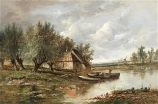 JOSEPH THORS (BRITISH, CIRCA 1835-1898)