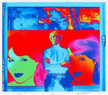 Harry Benson (born 1929); Andy (Warhol);