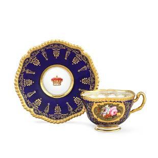 A Flight, Barr And Barr Worcester Royal Specimen Cup