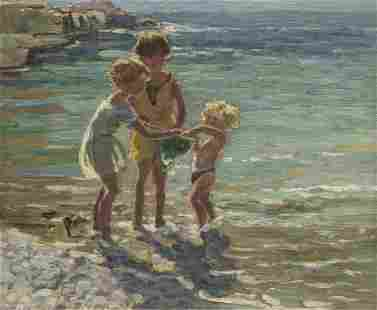 Dorothea Sharp, RBA, ROI (British, 1874-1955) Cornish