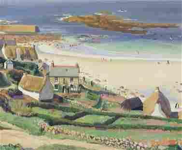 Dame Laura Knight, RA, RWS (British, 1877-1970) Sennen