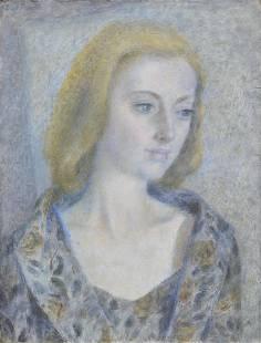 Dod Procter R.A. (British, 1892-1972) Ms. Roysia