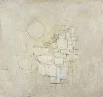 Mary Potter (British, 1900-1981) Sun and Stones 76.3 x