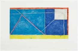 Richard Diebenkorn (1922-1993); Red-Yellow-Blue