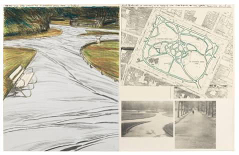 Christo & Jeanne-Claude (1935-2020; 1935-2009); Wrapped