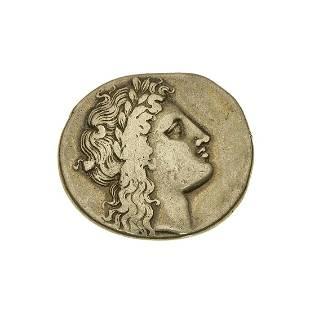 Bruttium, 330-299 BC,