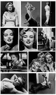 Philippe Halsman (1906-1979); Marilyn Portfolio;