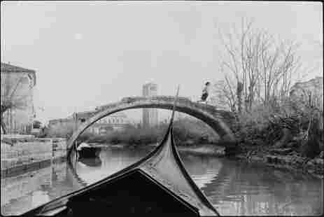 Henri Cartier-Bresson (1908-2004); Torcello in the