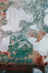 Dennis Hopper (1936-2010); London (Painted Window);