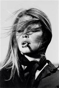 Terry O'Neill (born 1938); Brigitte Bardot, Cigar,