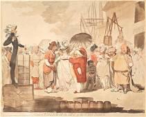 James Gillray (British, 1756-1815)