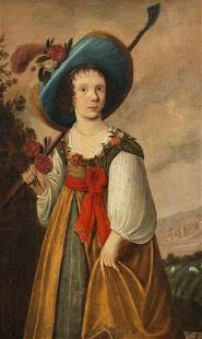Follower of Jacob Gerritsz. Cuyp (Dordrecht 1594-circa