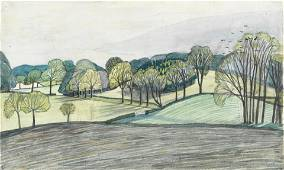 John Northcote Nash R.A. (British, 1893-1977)