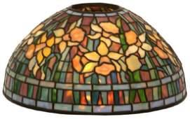 14 in. Tiffany Studios Daffodil Lamp Shade