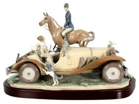 Lladro Grouping - Passing Encounter