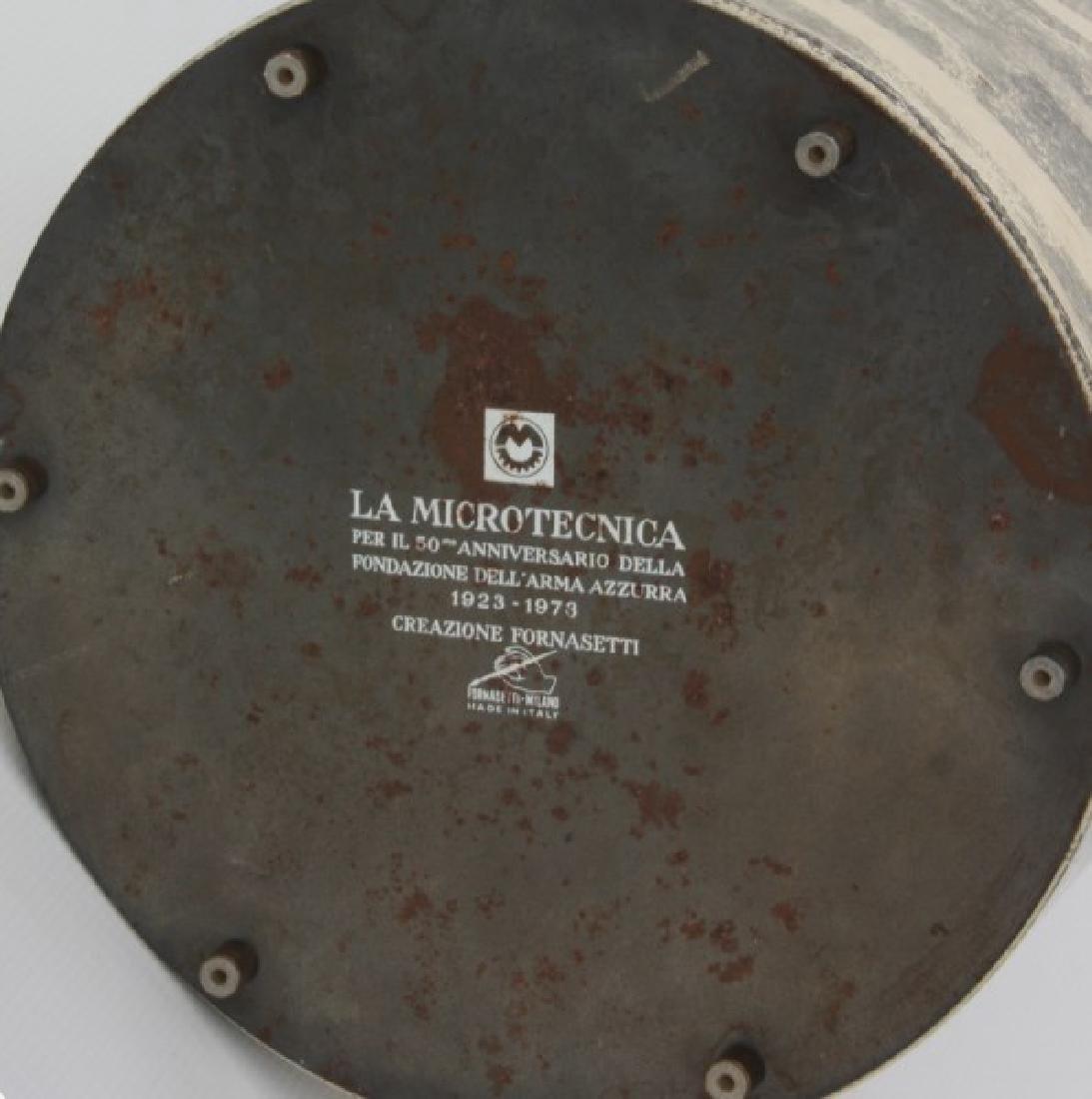 Piero Fornasetti Vintage Waste Basket - 8