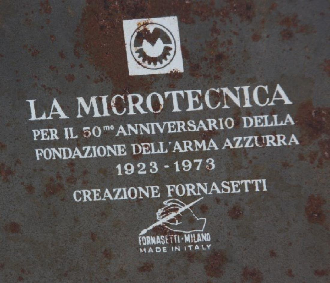 Piero Fornasetti Vintage Waste Basket - 9