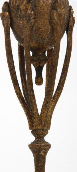 Pr. Tiffany Studios Dore Bronze Candlesticks - 6