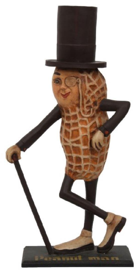 Mr. Peanut Countertop Advertising Figure - 2