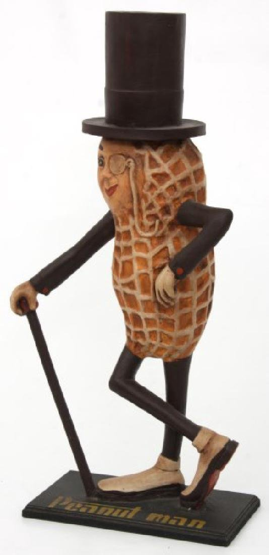 Mr. Peanut Countertop Advertising Figure - 3