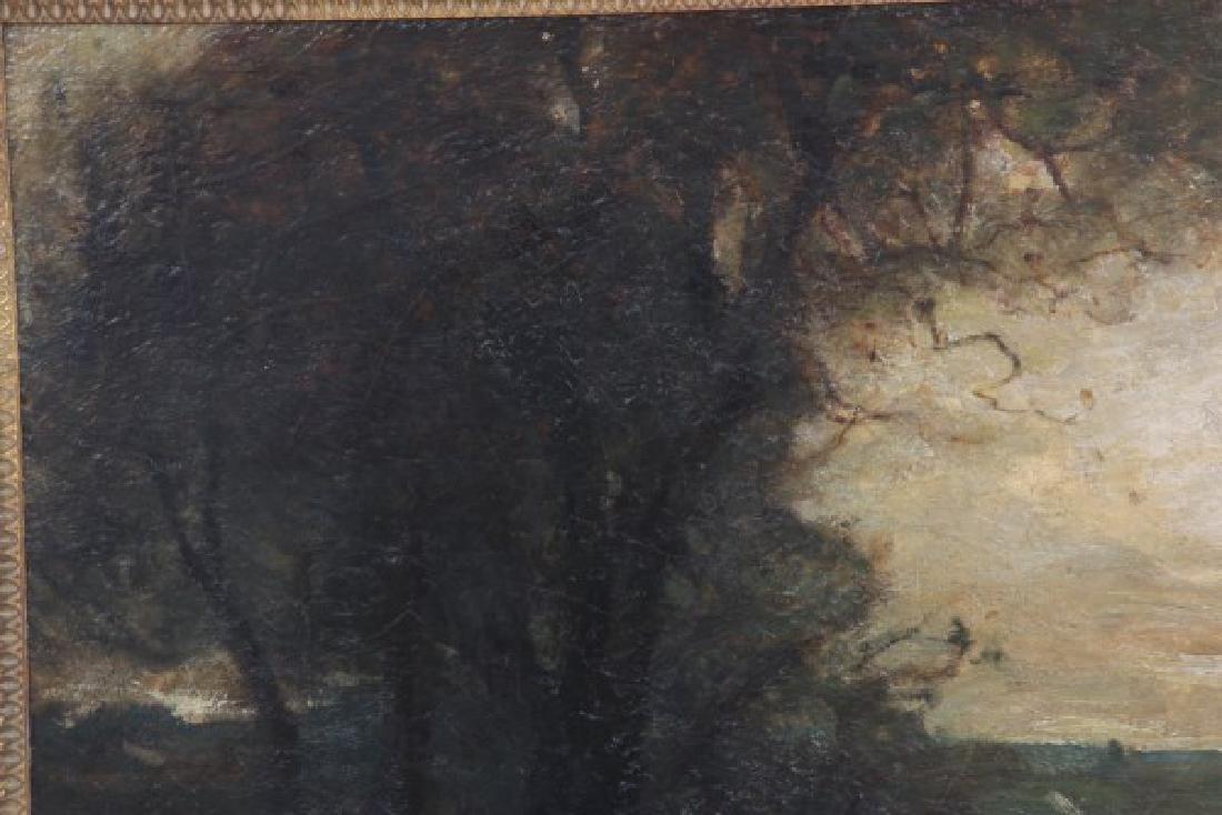 Charles Dewey O/P Lunar Landscape - 2