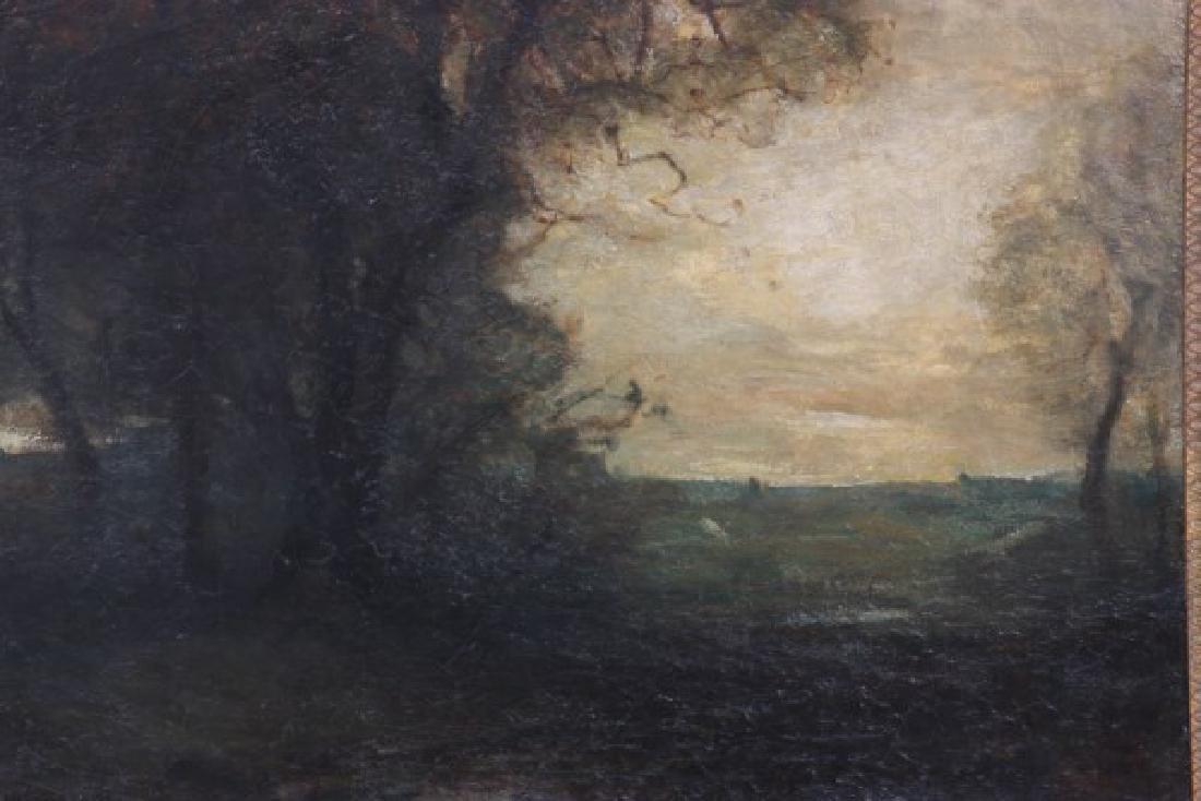 Charles Dewey O/P Lunar Landscape - 3