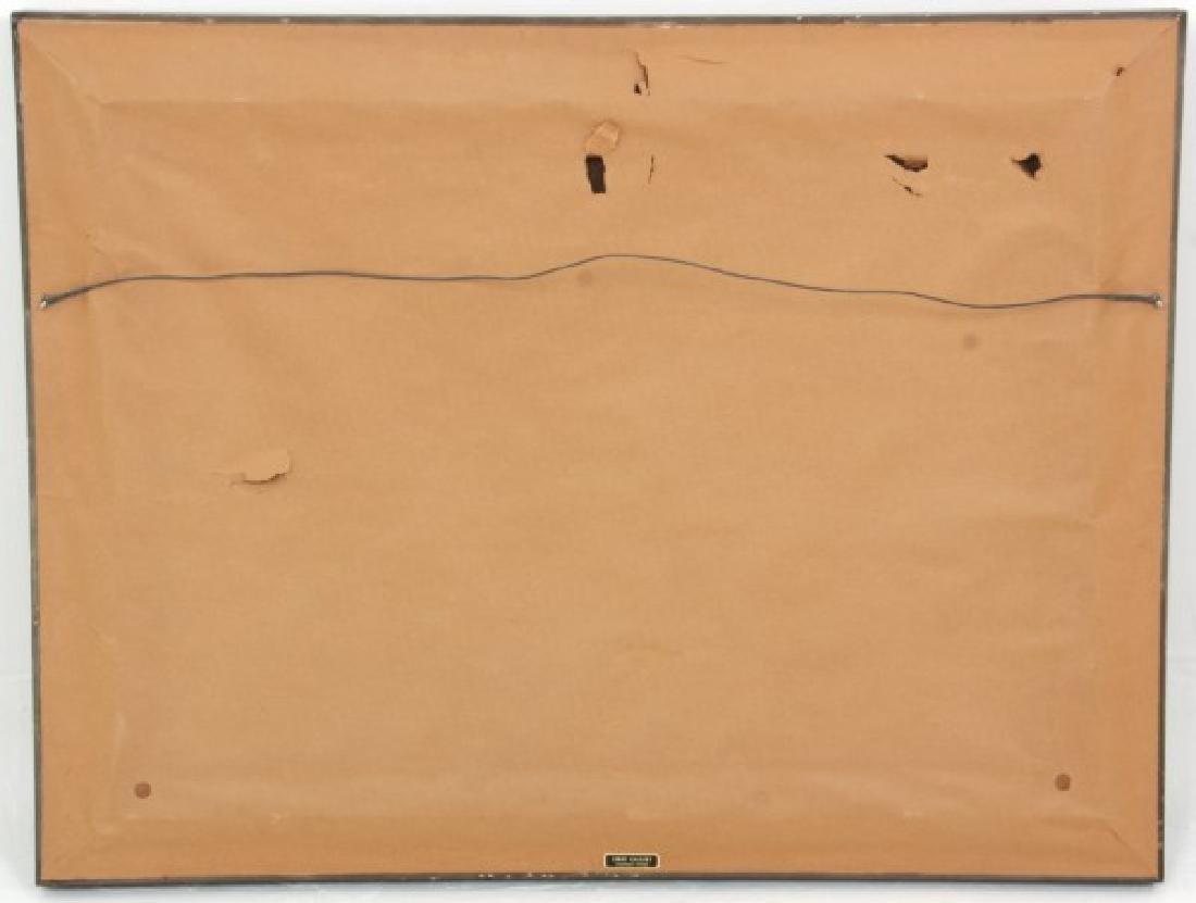 Charles Dewey O/P Lunar Landscape - 5