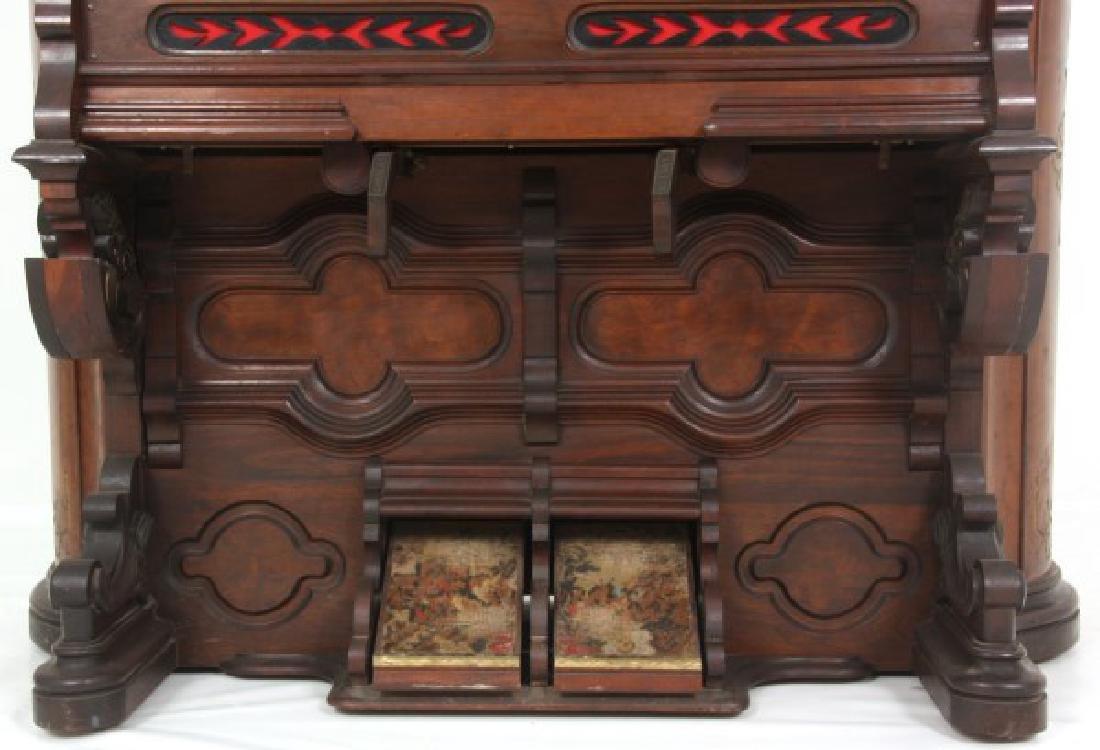 New England Organ Co. Pump Organ - 4