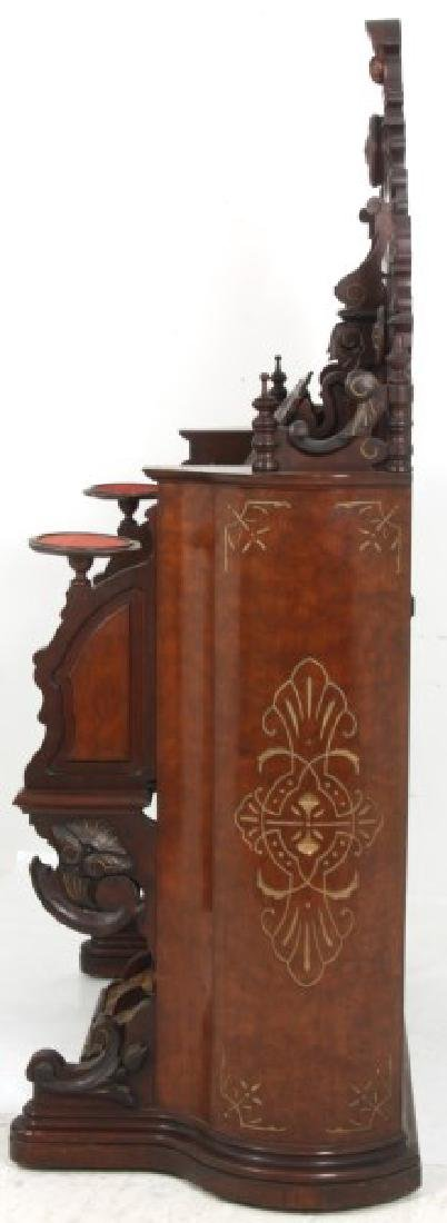 New England Organ Co. Pump Organ - 7
