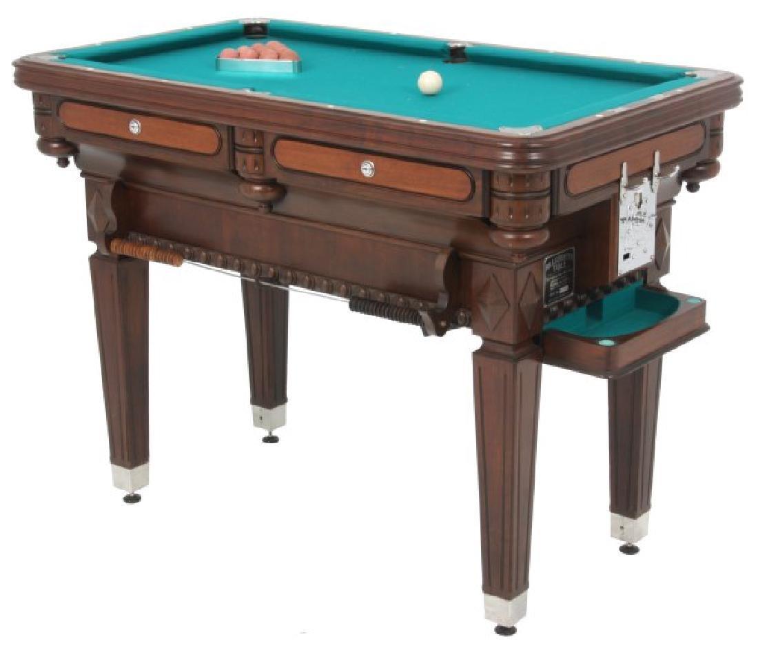 5 Cent Billiardette Miniature Floor Pool Table