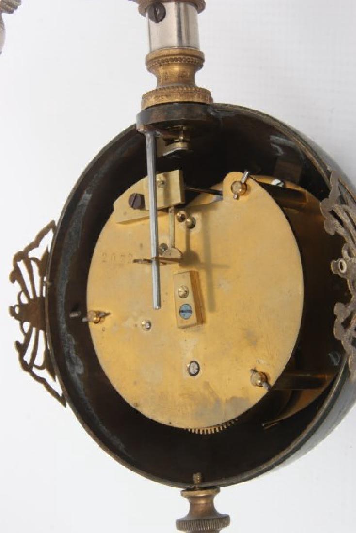 Figural Torsion Pendulum Mystery Clock - 10