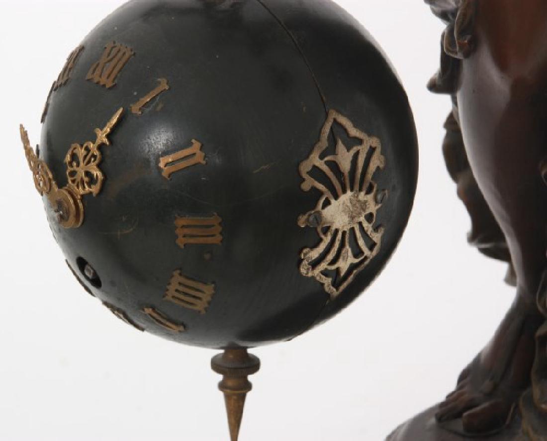 Figural Torsion Pendulum Mystery Clock - 5