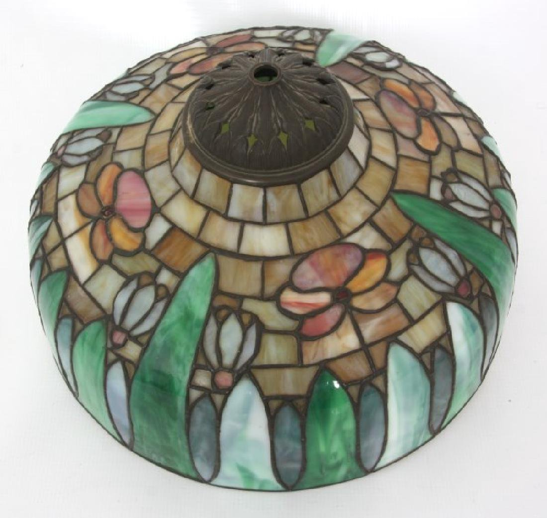14 in. Signed H.G. Cleveland Table Lamp - 6