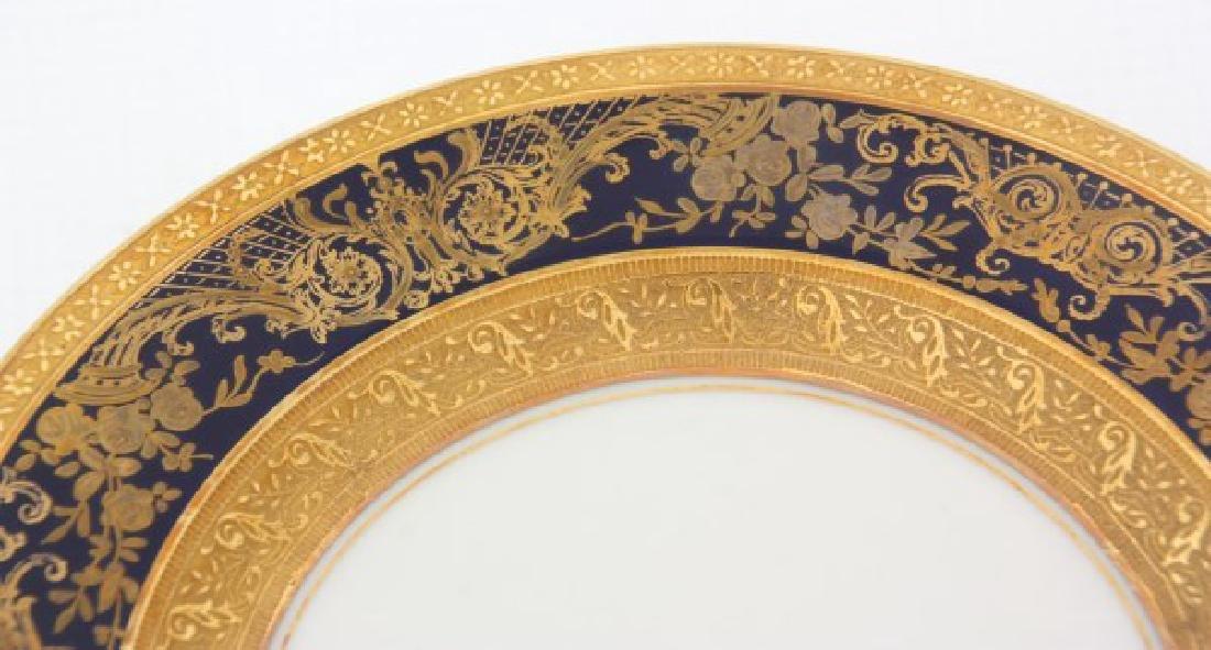 47 Pcs. Limoges Porcelain Tea Set - 9